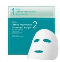 Cell Fusion C Helix cellular rejuvenation speed s+ mask (Маска после инвазивных процедур двухэтапная),  4 саше - купить, цена со скидкой