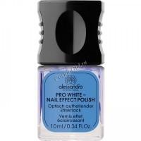 Alessandro Prm pro white nail effect polish (������������ ��� ��� ������), 10 �� - ������, ���� �� �������