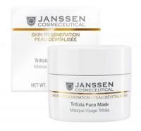 Janssen Trifolia face mask (Насыщенная  anti-age маска), 50 мл - купить, цена со скидкой