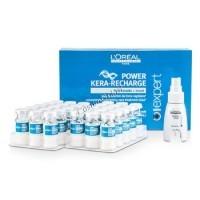 L'Oreal Professionnel Pro keratin refill dose (Монодоза Про-кератин рефил), 30 шт по 10 мл. - купить, цена со скидкой