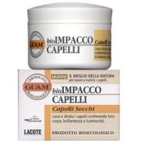 GUAM Биомаска для сухих волос BIOIMPACCO CAPELLI, 200 мл - купить, цена со скидкой