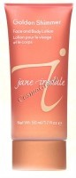 Jane Iredale ���������� ���� ��� ���� � ���� �Golden Shimmer Face and Body Lotion� 50 ��. - ������, ���� �� �������