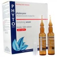 PHYTO ФИТОЦИАН - средство против выпадения волос 12 амп х 7,5 мл - купить, цена со скидкой