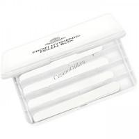 Alessandro Hygienic file box (Бокс для хранения пилок: 4 основы маникюрной пилки, 24 сменные наждачные пластины), 1 шт - купить, цена со скидкой
