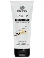 Alessandro Herbal bar vanilla sandelwood hand cream (�������������������� ����������� ���� ��� ��� ������ � ���������� ������), 75 �� - ������, ���� �� �������