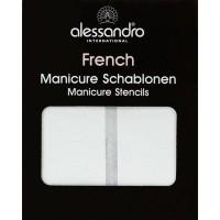 Alessandro Трафареты для моделирования ногтей  - купить, цена со скидкой