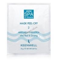 Keenwell Mask peel-off 2 (�������������� ���-����� �2), 12 ��. �� 25 �. - ������, ���� �� �������