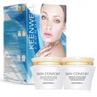 Keenwell Skin confort Дневной и ночной крем в наборе, 2 средства - купить, цена со скидкой