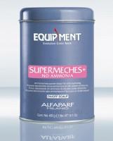 Alfaparf Eq supermeches+ no ammonia (Безаммиачный обесцвечивающий порошок для экстраосветления волос), 400 гр. - купить, цена со скидкой