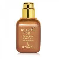 Keenwell Sculture bust firming serum 3D (Подтягивающая сыворотка для груди 3D), 80 мл. - купить, цена со скидкой
