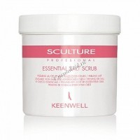 Keenwell Sculture professional essential salt scrub (������� ����� � �������� �������), 500 ��. - ������, ���� �� �������