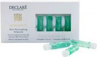 DECLARE Pure Balance Skin Normalizin Концентрат в ампулах, регулирующий жирность кожи, 7*2,5 мл - купить, цена со скидкой