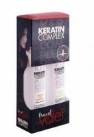 KERATIN COMPLEX  Дорожный набор1 (шамп+конд кер. по 90 мл)  90 мл*2 - купить, цена со скидкой