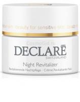 Declare age control Night revitaliser (Ночной восстанавливающий крем для сухой кожи), 50 мл - купить, цена со скидкой