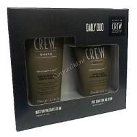 """American Crew Подарочный набор для бритья """"Shave"""", 2 средства. - купить, цена со скидкой"""