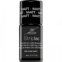 Alessandro Striplac top coat matte (������� ������� ��������), 8 �� - ������, ���� �� �������
