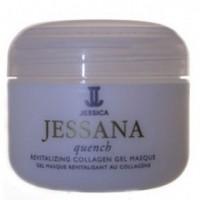 Jessica Восcтанавливающая гель-маска с коллагеном Quench Collagen Masque, JT 022, 113 г - купить, цена со скидкой