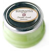 EGOMANIA Свеча-скраб для тела 290 мл - купить, цена со скидкой
