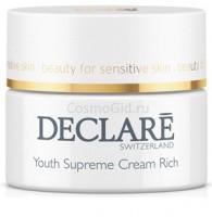 """DECLARE ����������� ���� """"������������ ���������"""" Youth Supreme Cream Rich, 50��  - ������, ���� �� �������"""
