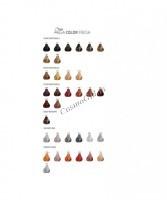 Wella Color Fresh Техническая карта цветов 2011/2012 - купить, цена со скидкой