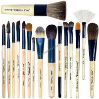 ����� ������ ��� ������� Jane Iredale Make-up Brush Set (14��.) - ������, ���� �� �������