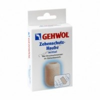 Gehwol toe cap (Колпачок для пальцев защитный), 1 шт - купить, цена со скидкой