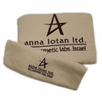 Anna Lotan Полотенце с логотипом - купить, цена со скидкой