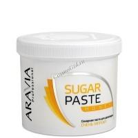 Aravia Сахарная паста очень мягкая «Медовая»,  750 гр. - купить, цена со скидкой