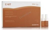 Sesderma C-Vit Reactivating serum (Реактивирующая двухфазная сыворотка), 5 шт по 7 мл - купить, цена со скидкой
