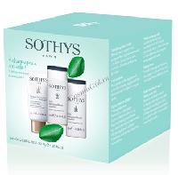 Sothys Promo-����� clarte & comfort (�����-����� ��� �������������� ����), 3 ��������. - ������, ���� �� �������