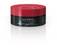 Cutrin Chooz matt wax super strong (Матовый воск экстра-сильной фиксации), 100 мл. - купить, цена со скидкой