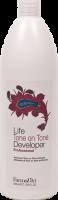 Farmavita Live tone on tone cream developer (Крем-оксигент 5 Vol 1,5%), 1000 мл - купить, цена со скидкой