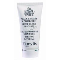 Florylis Creme de jour traitante (Дневной крем Себорегулятор)  - купить, цена со скидкой