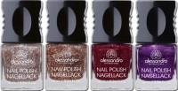 ALESSANDRO Glitz & Glam Лак для ногтей  10мл - купить, цена со скидкой