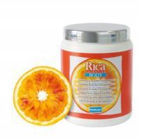 Rica - Грязь морская с экстрактом красного апельсина, 12 пакетиков х 120 гр - купить, цена со скидкой