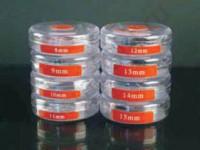 3D-Lashes Vip-D-curl mixed Ресницы черные толщина 0,15мм, 3000 шт  - купить, цена со скидкой