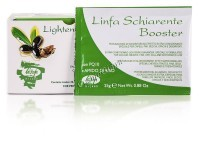 Lisap  Linfa schiarente booster lightener powder (Усилитель осветления волос) - купить, цена со скидкой