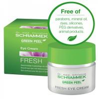 Schrammek Cream Fresh - Освежающий крем для век 15мл - купить, цена со скидкой