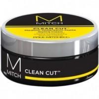 Paul Mitchell Mitch: Крем для укладки средней фиксации (Mitch Clean Cut),85мл - купить, цена со скидкой