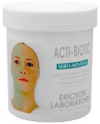 Ericson laboratoire Sebo-mineral mask (Глиняная маска cебо-минерал) 300 мл - купить, цена со скидкой