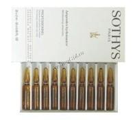 Sothys  Moisturizing ampoules (Сыворотка увлажняющая), 20х2 мл - купить, цена со скидкой