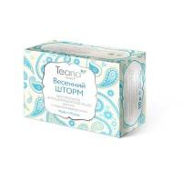 Teana/ Натуральное антицеллюлитное мыло для тела с морскими водорослями / «Весенний шторм», 100 гр - купить, цена со скидкой