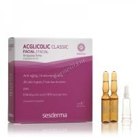 Sesderma Acglicolic Classic Forte ampoules (Ампулы с гликолевой кислотой), 5 шт по 2 мл - купить, цена со скидкой