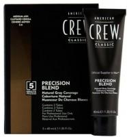 American Crew Краска для седых волос, 3 шт. по 40 мл. - купить, цена со скидкой