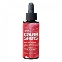 Paul Mitchell Color shots (Чистый цветовой пигмент), 60 мл. - купить, цена со скидкой