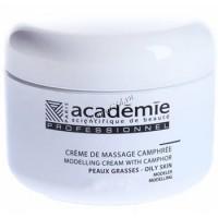 Academie Creme de massage camphree (Массажный крем с камфорой), 200 мл. - купить, цена со скидкой