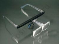 3D-Lashes Magnifier Glasses-2,25Х Очки с увеличительными стеклами - купить, цена со скидкой