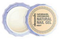 ALESSANDRO Natural Gel Гель для наращивания и моделирования  ногтей 100гр - купить, цена со скидкой