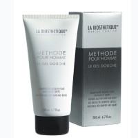 La biosthetique skin care methode pour homme le gel douche (����-������� ��� ���� � ����������� ����������), 200 �� - ������, ���� �� �������