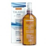GUAM Масло для тела массажное подтягивающее антицеллюлитное TALASSO, 200 мл - купить, цена со скидкой
